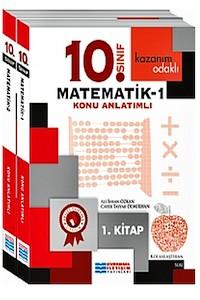 10. Sinif Matematik 1-2 Konu Anlatimli Evrensel Iletisim Yayinlari