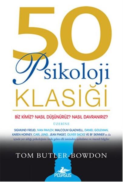 50 Psikoloji Klasigi Pegasus Yayinlari