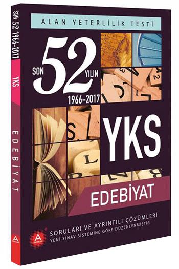 A Yayinlari YKS 2. Oturum Edebiyat Son 52 Yilin Çikmis Sorulari