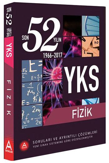 A Yayinlari YKS Fizik Son 52 Yilin Çikmis Sorulari