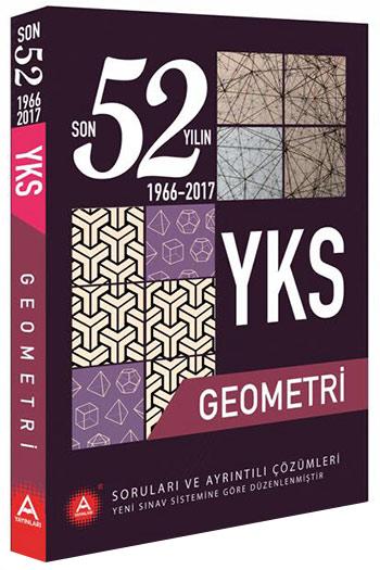 A Yayinlari YKS Geometri Son 52 Yilin Çikmis Sorulari