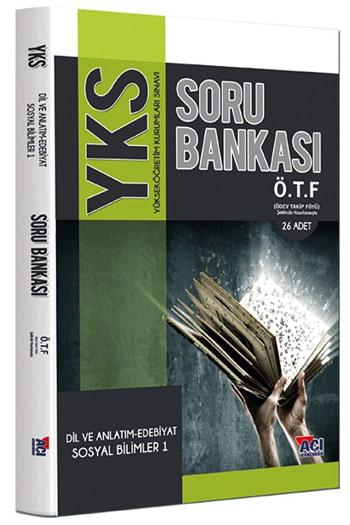 Açi Yayinlari YKS 2. Oturum Dil ve Anlatim Edebiyat Sosyal Bilimler-1 Ödev Takip Föyü Soru Bankasi
