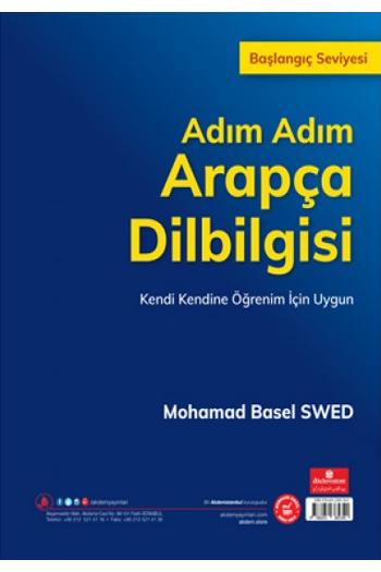 Akdem Yayinlari Adim Adim Arapça Dilbilgisi