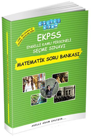 Akilli Adam Yayinlari EKPSS Lise Ön Lisans ve Lisans Adaylari Için Matematik Soru Bankasi