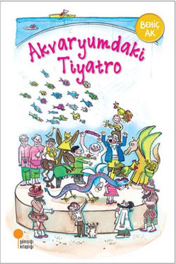 Akvaryumdaki Tiyatro Günisigi Kitapligi