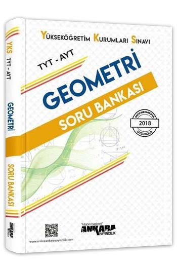 Ankara Yayincilik YKS 1. ve 2. Oturum TYT AYT Geometri Soru Bankasi