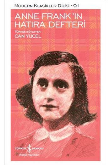 Anne Frank'in Hatira Defteri Is Bankasi Kültür Yayinlari