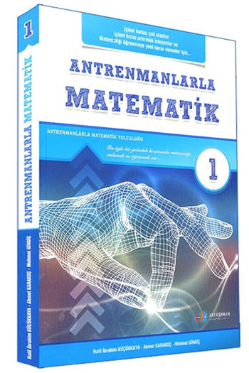 Antrenman Yayinlari Antrenmanlarla Matematik - 1. Kitap