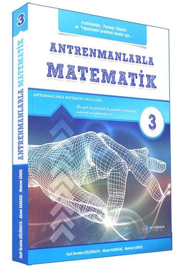 Antrenman Yayinlari Antrenmanlarla Matematik - 3. Kitap