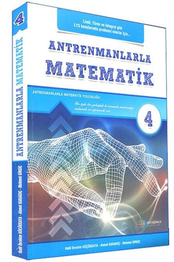 Antrenman Yayinlari Antrenmanlarla Matematik - 4. Kitap