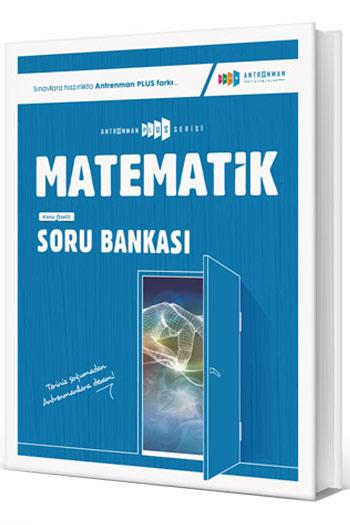Antrenman Yayinlari Plus Serisi Matematik Konu Özetli Soru Bankasi