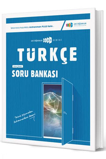 Antrenman Yayinlari Plus Serisi Türkçe Konu Özetli Soru Bankasi
