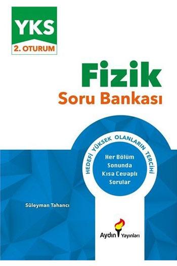 Aydin Yayinlari YKS 2. Oturum Fizik Soru Bankasi