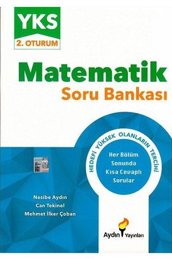 Aydin Yayinlari YKS 2. Oturum Matematik Soru Bankasi