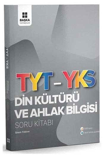 Baska Yayincilik YKS 1. Oturum TYT Din Kültürü ve Ahlak Bilgisi Soru Bankasi