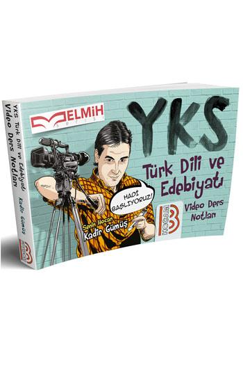 Benim Hocam Yayinlari 2018 YKS Türk Dili ve Edebiyati Video Ders Notlari