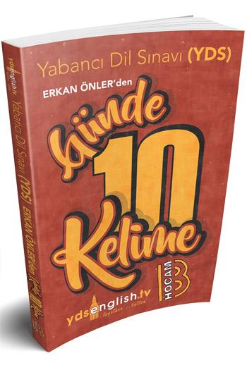 Benim Hocam Yayinlari YDS Günde 10 Kelime Cep Kitabi