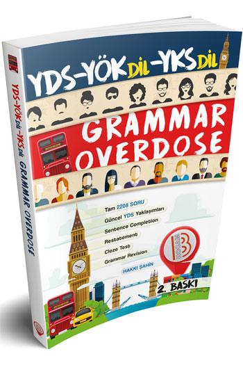 Benim Hocam Yayinlari YDS YÖKDIL YKSDIL Grammar Overdose