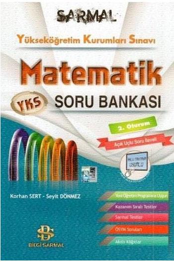 Bilgi Sarmal Yayinlari YKS 2. Oturum Matematik Soru Bankasi