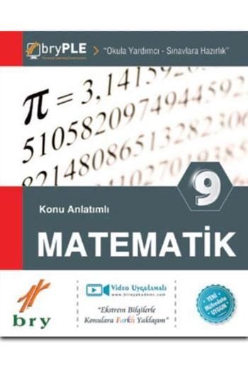 Birey Yayinlari 9. Sinif Matematik Konu Anlatimli