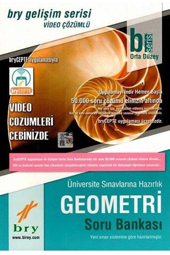 Birey Yayinlari Üniversite Hazirlik Sinavi Geometri Soru Bankasi B Serisi Orta Düzey