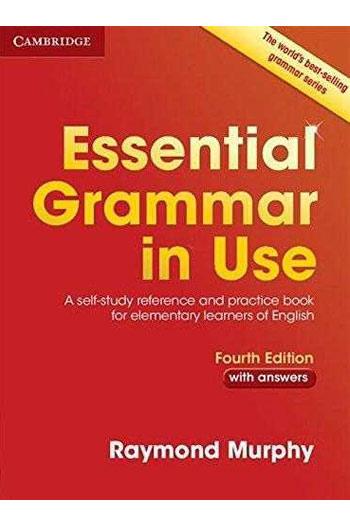 Cambridge Essential Grammar In Use With Answers Kirmizi