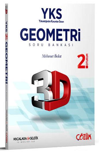 Çözüm Yayinlari YKS 2.Oturum 3D Geometri Soru Bankasi