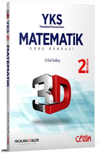Çözüm Yayinlari YKS 2.Oturum 3D Matematik Soru Bankasi