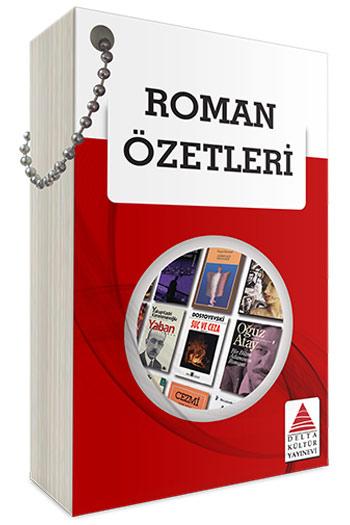 Delta Kültür Yayinlari Roman Özetleri
