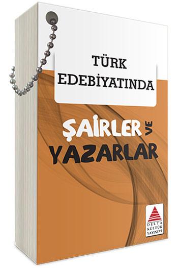 Delta Kültür Yayinlari Türk Edebiyatinda Sairler ve Yazarlar