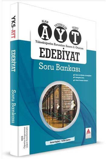 Delta Kültür Yayinlari YKS 2. Oturum AYT Edebiyat Soru Bankasi