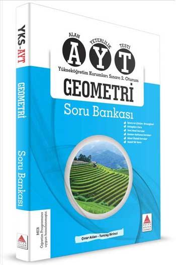 Delta Kültür Yayinlari YKS 2. Oturum AYT Geometri Soru Bankasi