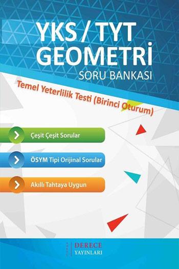 Derece Yayinlari YKS 1. Oturum TYT Geometri Soru Bankasi
