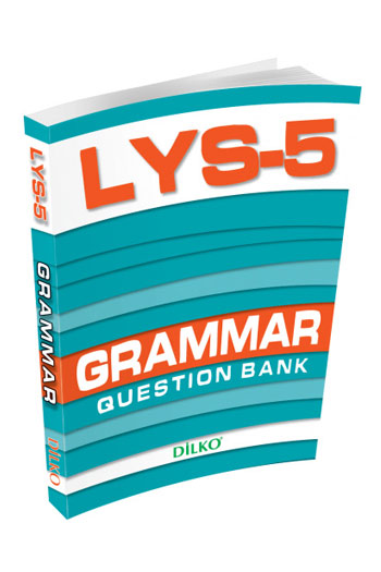 Dilko Yayinlari Ayt 5 Grammar Question Bank