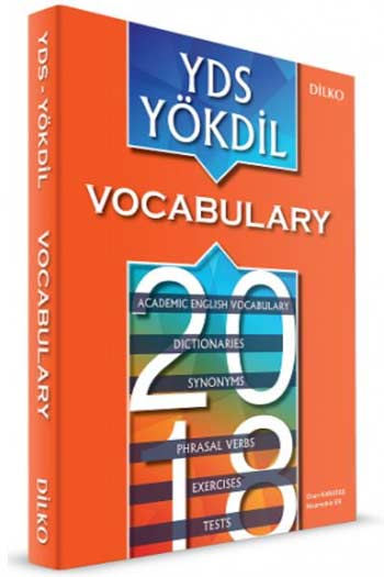 Dilko Yayinlari YDS YÖKDIL Vocabulary