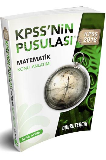 Dogru Tercih Yayinlari 2018 KPSS nin Pusulasi Matematik Konu Anlatimi