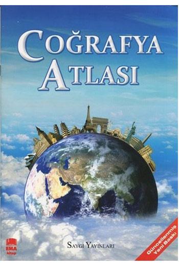 Ema Kitap Cografya Atlasi