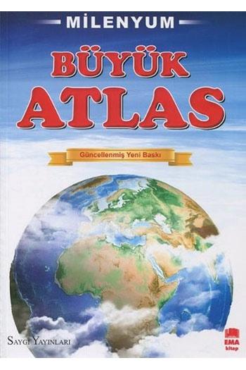 Ema Kitap Milenyum Büyük Atlas