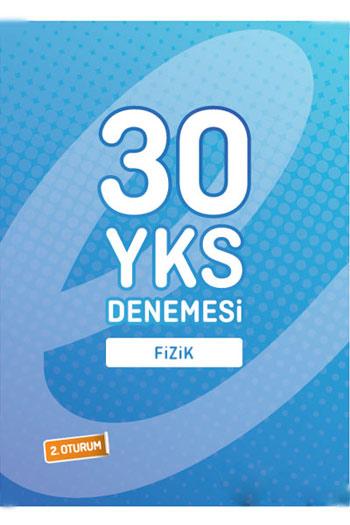 Endemik Yayinlari YKS 2. Oturum Fizik 30 Denemesi