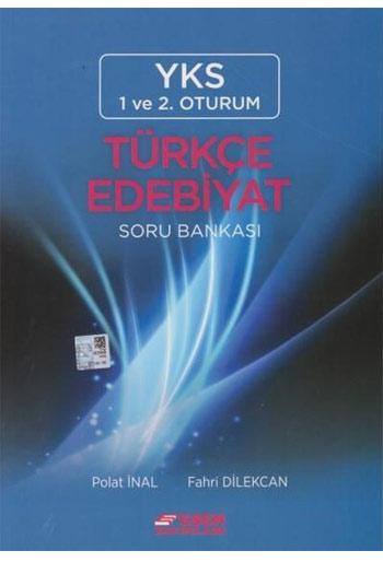 Esen Yayinlari YKS 1. ve 2.Oturum Türkçe-Edebiyat Soru Bankasi