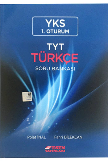 Esen Yayinlari  TYT Türkçe Soru Bankasi
