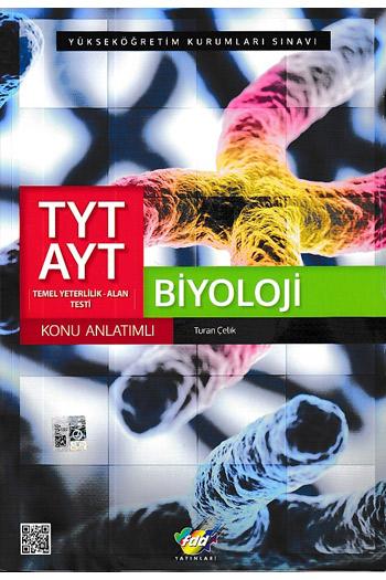 FDD Yayinlari TYT AYT Biyoloji Konu Anlatimli