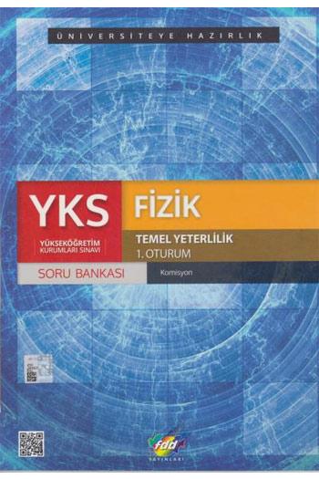 FDD Yayinlari YKS 1. Oturum Temel Yeterlilik Fizik Soru Bankasi