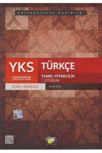 FDD Yayinlari YKS 1. Oturum Türkçe Soru Bankasi