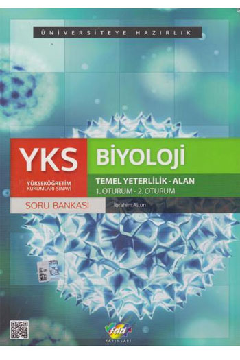 FDD Yayinlari YKS 1.ve 2. Oturum Biyoloji Soru Bankasi