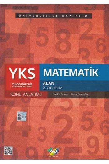 FDD Yayinlari YKS 2. Oturum Matematik Konu Anlatimli