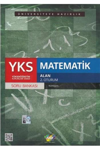 FDD Yayinlari YKS 2. Oturum Matematik Soru Bankasi