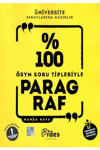 Fides Yayinlari Üniversite Sinavlarina Hazirlik 100 Paragraf