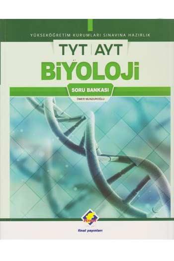 Final Yayinlari YKS TYT AYT Biyoloji Soru Bankasi