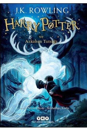 Harry Potter Ve Azkaban Tutsagi 3.Kitap Yapi Kredi Yayinlari